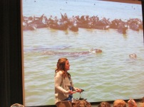Marianne Long from Atlantic White Shark Conservancy talks about shark research and conservation.